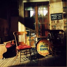 Preservation Hall - Jazz - French Quarter, New Orleans