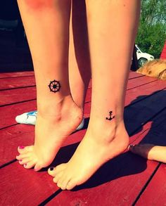 Best Couple Matching Tattoo collection of 2018 from our goose tattoo shop. couple matching tattoo designs for you. Bff Tattoos, Dr Tattoo, Bestie Tattoo, Mini Tattoos, Couple Tattoos, Trendy Tattoos, Future Tattoos, Body Art Tattoos, Small Tattoos