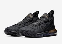 Clothing & shoes for Sale in Texas - OfferUp Lebron 16, Nike Lebron, Hip Hop Fashion, Mens Fashion, Black Shoes, All Black Sneakers, Foot Locker, Nike Basketball, Designer Shoes