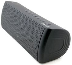 OontZ XL Extra Large Portable Bluetooth Speaker Our Most Powerful Wireless Big Speaker 10 Inches Long 3 Bass Radiators USB Power Bank works with iPhone iPad Tablet Samsung and Smart Phones - Black :: Oontz Bluetooth Speaker