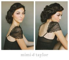 mimi & taylor: DIY- tousled fishtail. Quite simple if you know how to fishtail braid.