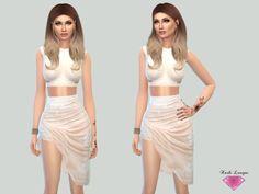 7d9a3bca1b92f Mod The Sims - Victoria s Secret PINK Yoga Set