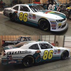 Take a look at this! Brandon Brown (and Coastal Carolina University) is ready for the NASCAR Xfinity Series.