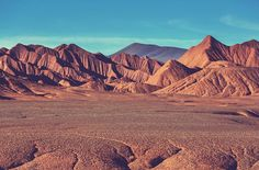 Canyons in El Cafayate - Argentina