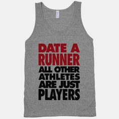 Sums it up.... Except I did play other sports back then.  Now I'm a runner