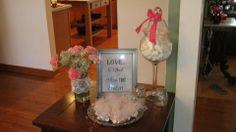 Love is sweet take a treat!