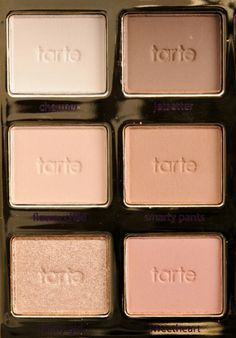Part of the in bloom tarte pallete. Love this pallete, blends amazingly and these colors are good as neutrals or highlighting.