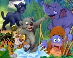 Cartoons  Jungle Book Wallpaper