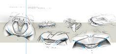 Peugeot SR-2 Research on Behance
