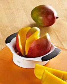 Mango slicer.