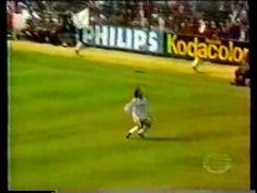 El SEÑOR GOL: El mejor Gol de la historia del futbol - La chilena de Hugo Sanchez (Real Madrid)