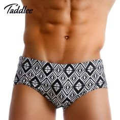 0e57c3cfd6071 Taddlee Brand Men s Swim Briefs Swimwear Swimsuits Sexy Men Swimming Bikini  Surfing Board Shorts Trunks Low Waist Sports Swim-in Men s Briefs from  Sports ...