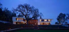 Modern High-Tech Mansion in California