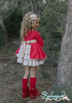 BOUTIQUE LUNA Cat Dresses, Little Girl Dresses, Girls Dresses, Outfits Niños, Kids Outfits, Little Girl Fashion, Kids Fashion, Cute Toddler Girl Clothes, Designer Baby Clothes