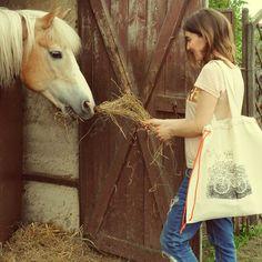 Orange drawstring #shopping #bag #backpack #bike