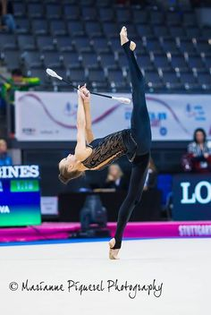 Ganna Rizatdinova (Ukraine), World Championships 2015