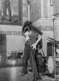 Peter in Northampton 1979
