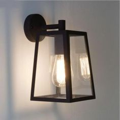 Coup de coeur pour cette jolie applique extérieur dispo chez Côté Lumière​ http://www.cote-lumiere.com/e-shop/3468-astro-lighting-applique-exterieure-calvi-wall.html #deco #lumiere #jardin