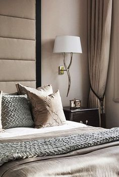 Chic hotel bedroom // Blog Ethnic Chic