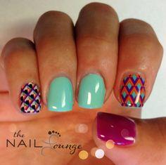Gel nail wraps