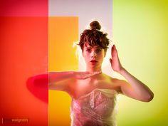 Modelfotografie met Joy door Karel Waignein