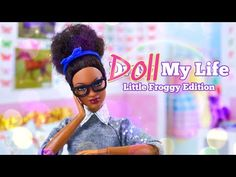 (1) DOLL MY LIFE: Little Froggy Edition - 12 years of AWESOMENESS!! - YouTube
