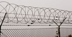Barbed wire fence by archaeopteryx-stocks.deviantart.com