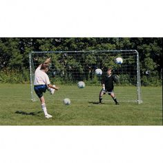 fbda84122b68 Franklin Tournament Soccer Goal, Multicolor #improveatsoccer