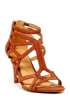 Nine West Melancholy High Heel Sandal by Assorted on @HauteLook