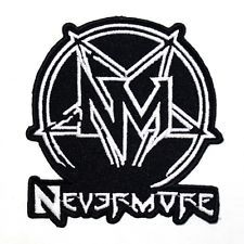 Hardcore Post-Punk Music Folk Heavy Metal Song Band Patch Band N Patch Symbol King Queen Music Band Logo Jacket T-Shirt Patch Sew Iron on Embroidered Sign Badge Costume