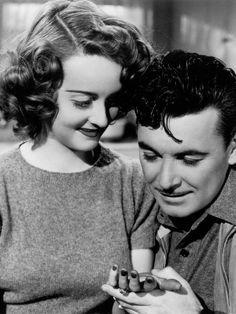 Dark Victory 1939. Bette Davis & George Brent.