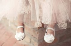 White Wedding Shoes CL's!!