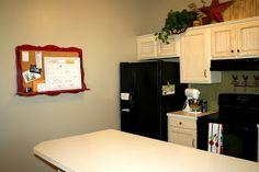 You can paint a fridge wi epoxy appliance paint! I'm going to paint my fridge black.