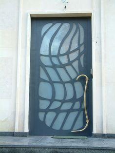 Doors, Metal, Frame, Design, Home Decor, Sheet Metal, Picture Frame, Decoration Home, Room Decor