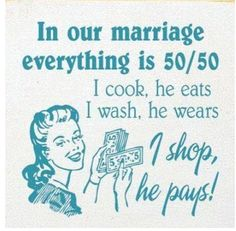 lol oh this is true, my husband does spoil me when we have the money for it!