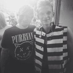 Cody Simpson  Sheeran: Indy Mates