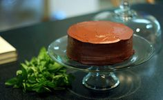 This Diabetic Chocolate Cake Recipe is great if you're a diabetic and just love chocolate.
