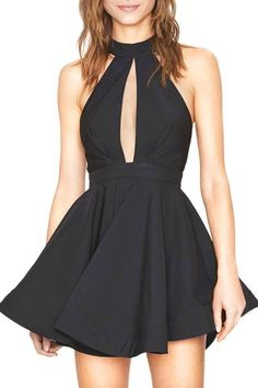 Shanghai Surprise Cutout Dress - Clothes Best Sellers Back In Stock Going  Out Fit-n-Flare LBD Dresses 8afde089a8b1f