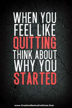 #inspiration Click to See the Top 10 NO EXCUSES quotes above!