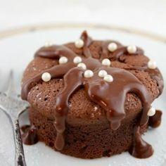 Chocolate Chestnut Cloud Cake