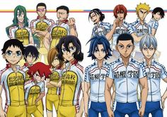 'Yowamushi Pedal: New Generation' Anime Premiere Date Scheduled