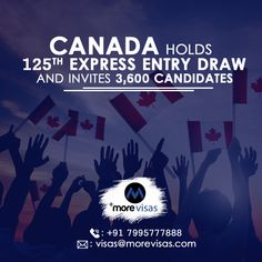Express Entry Draw: On Sep Canada held an Express Entry draw resulting in issuing of ITAs to candidates. Hold On, Canada, Invitations, Draw, Movie Posters, To Draw, Film Poster, Sketches, Painting