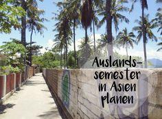 So planst du dein Auslandssemester in Asien