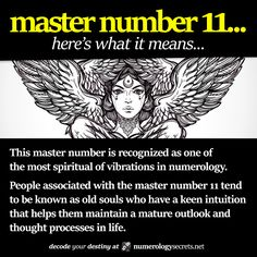 Learn more at numerologysecrets& Master Number 11 Deciphered. Learn more at numerologysecrets& Source by junglebeaches The post Master Number 11 Deciphered. Learn more at numerologysecrets& appeared first on Rose Secret. Life Path 11, Life Path Number, Numerology Numbers, Numerology Chart, Master Number 11, Life Challenge, Tarot, Numerology Compatibility, Expression Number