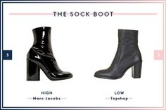 The 30 Fall Wardrobe Essentials Your Closet Needs #refinery29  http://www.refinery29.com/fall-2015-wardrobe-essentials#slide-3  3. The Sock BootThis sock-meets-boot-hybrid made its mark on some of our favorite runways, and we're all about the fitted silhouette. ...