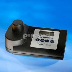 Turbimetro, medidor de turbidez por infrarojo Turbichek - L266020