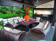 Elemental Thai Villas - Thailand's Villa Yin is a Paradise Set in the Forest (GALLERY)