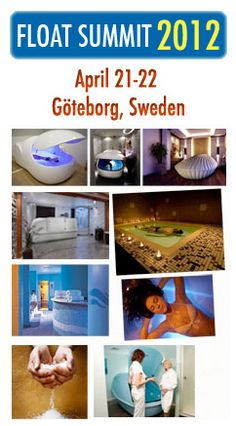 Info. about floatation tank therapy, also locations.