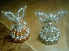 Image result for An angel of beads