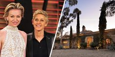Step Inside Ellen And Portia's Sprawling Santa Barbara Villa - ELLEDecor.com